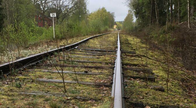 Hurra, Tåg till Traryd kommer snart